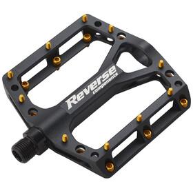 Reverse Black One Pedal black/gold